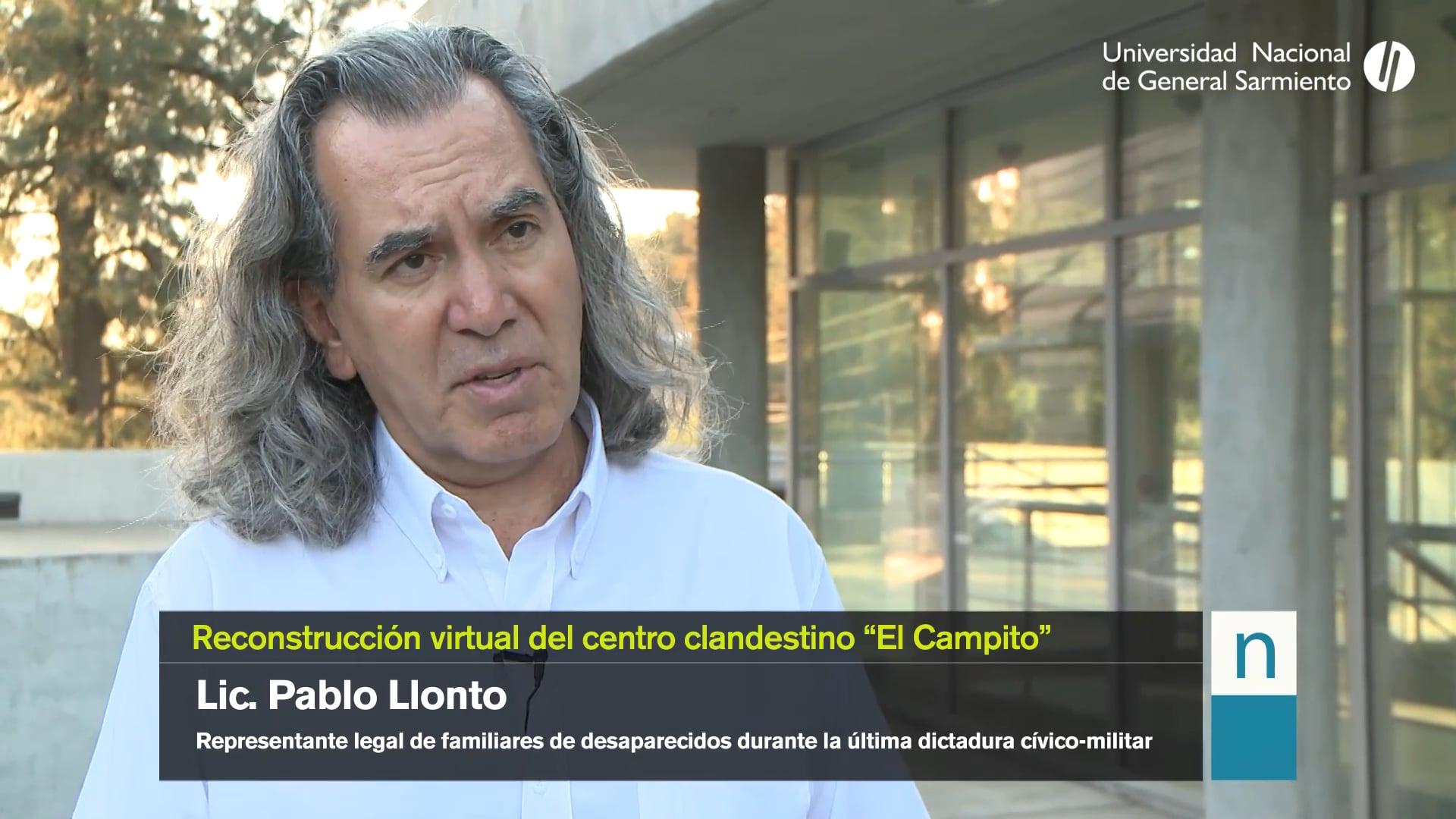 """Reconstrucción Virtual Del Ex Centro De Detención """"El Campito"""""""