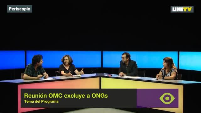 La exclusión de las ONG de la reunión de la OMC en Buenos Aires