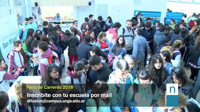 Feria de Carreras 2018