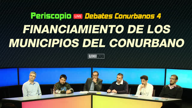 El financiamiento de los municipios del Conurbano