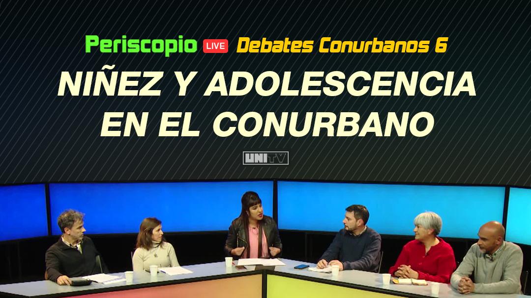 Niñez y adolescencia en el Conurbano
