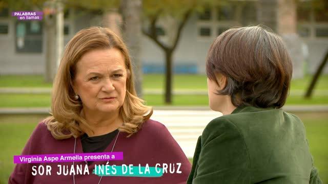Virginia Aspe Armella presenta a Sor Juana Inés de la Cruz